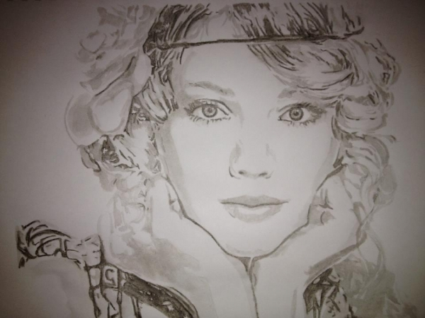 Taylor Swift by claireb